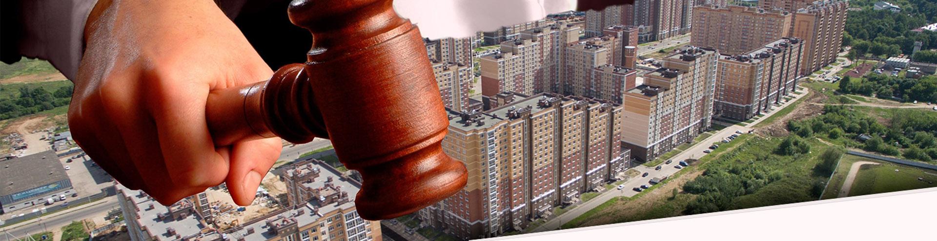 Суд с застройщиком в Калуге и Калужской области